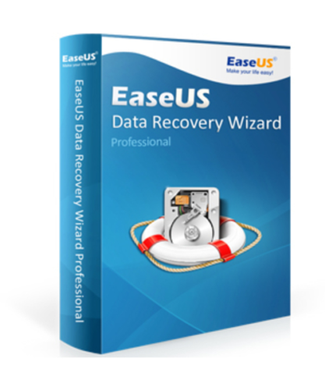 EaseUS - Data Recovery Wizard - Professional Recover Deleted Files - Lifetime License Key - Windows