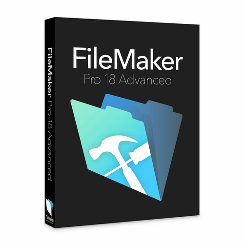 FileMaker Pro 18 - Lifetime License Key for Windows/Mac