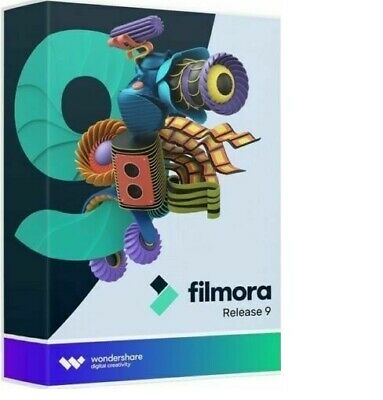 Wondershare Filmora 9 - Full Version Windows - Lifetime Licence Key