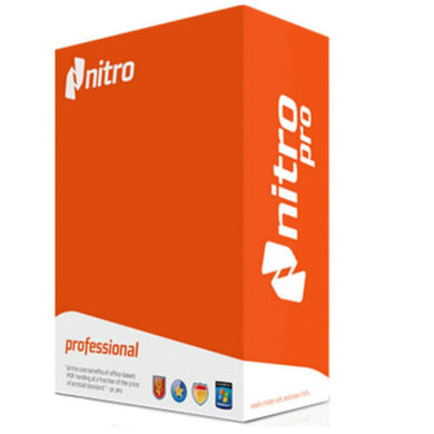 PDF Nitro Pro Enterprise 13 - Lifetime for Windows
