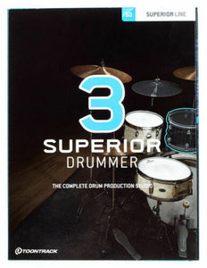Superior Drummer 3 - Lifetime Activated for Windows