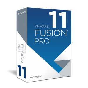 VMware Fusion 11 Pro for MAC - Lifetime License