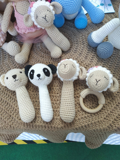 Baby Rattles ( SGD$18 to SGD$28)