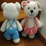 Bluebeary And Raspbeary