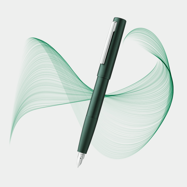 LAMY aion darkgreen fountain pen special editon