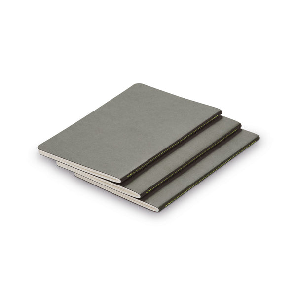 LAMY booklet softcover grey (set of 3)