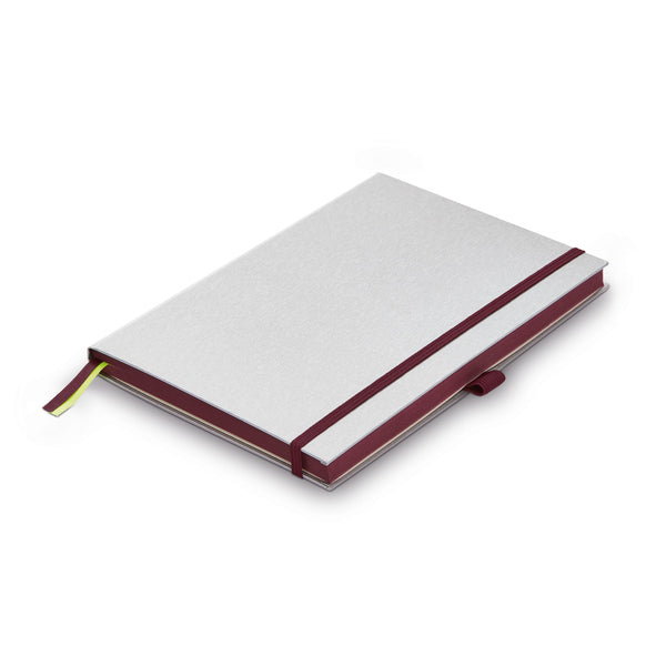LAMY Hardcover Notebook Black Purple