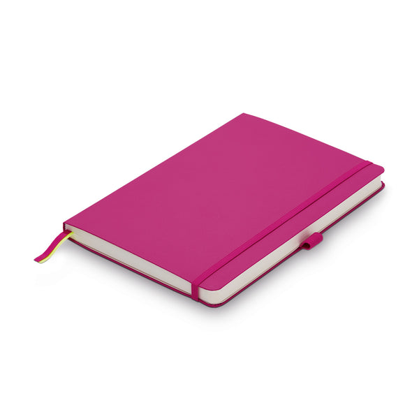 LAMY Softcover Notebook Pink