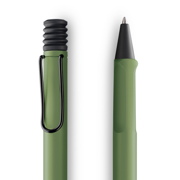 LAMY safari savannah green ballpoint pen