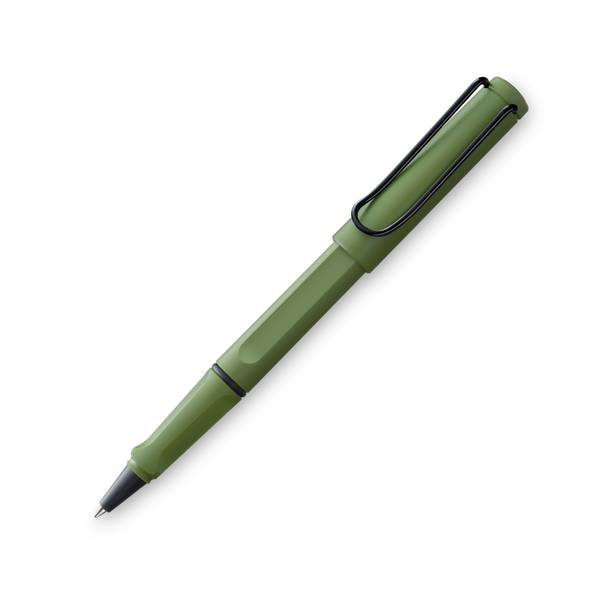 LAMY safari savannah green rollerball pen