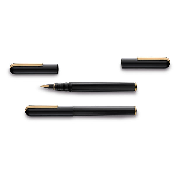 LAMY imporium matt black/gold Fountain pen