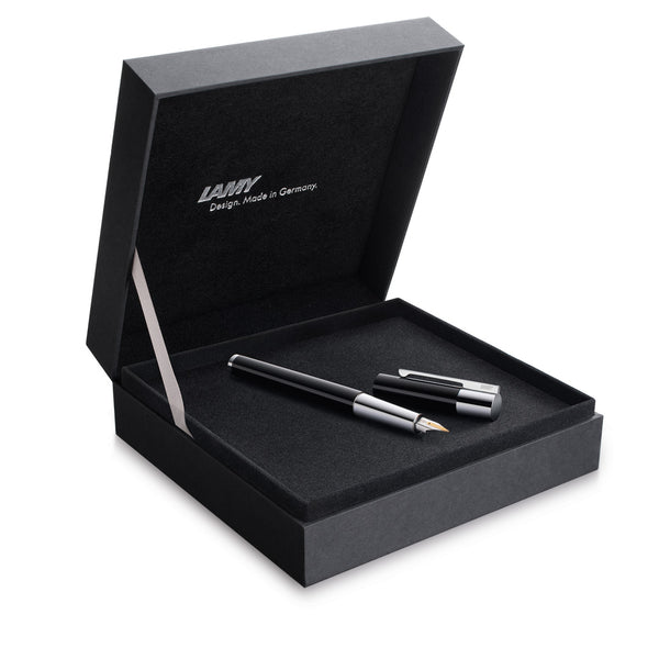 LAMY scala piano black Fountain pen