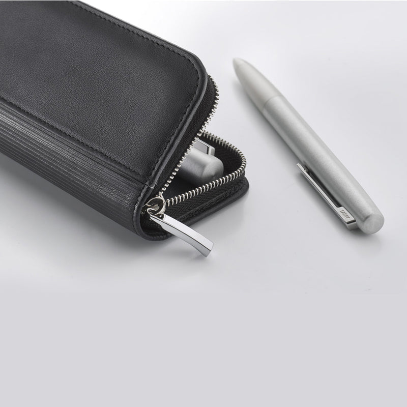 LAMY A 403 etuis leather case for 2 pens