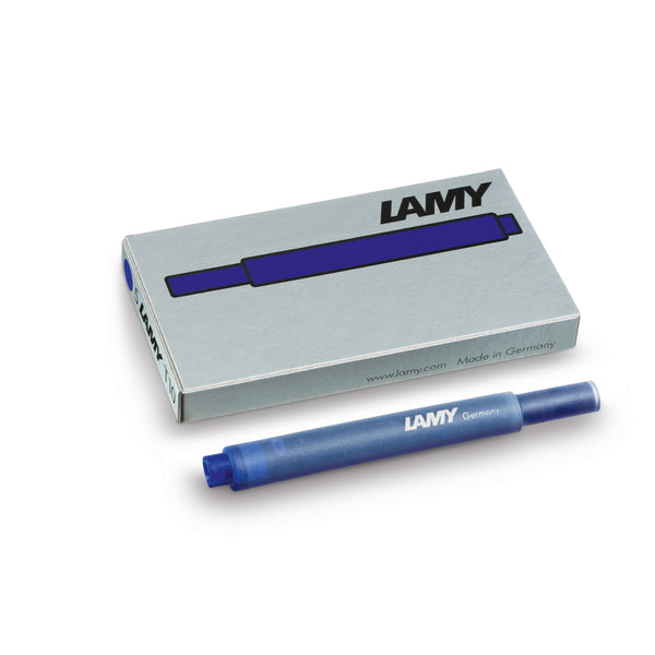 LAMY T10 ink cartridges - blue