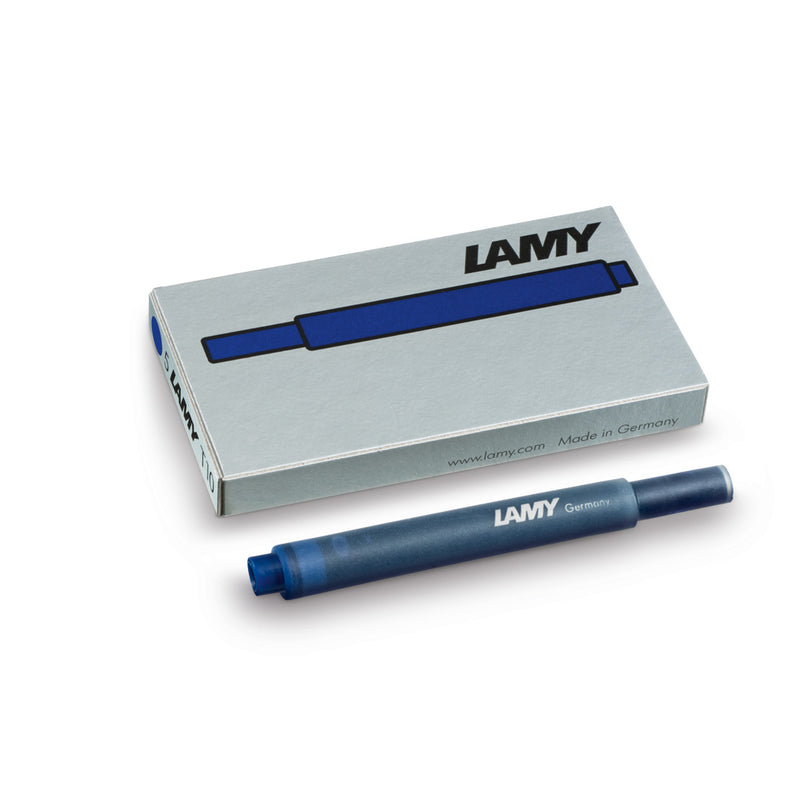 LAMY T10 ink cartridges - blue black