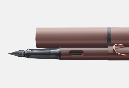 LAMY Lx Fountain Pen Set (Pd/ Ru/ RAu/ Marron)