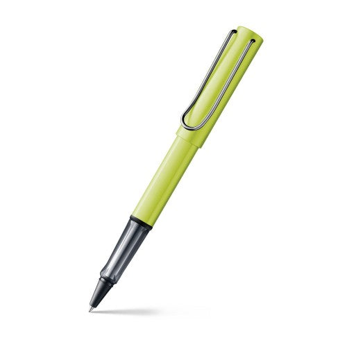 LAMY Al-star charged green Rollerball pen