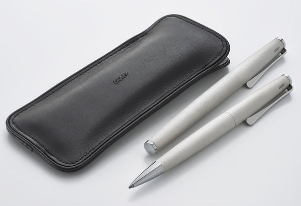 LAMY A 401 leather slip case for 2 pens