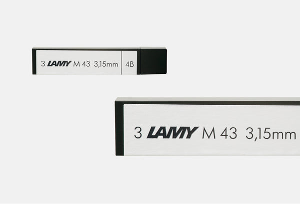 LAMY M 43 Pencil lead 3.15 mm 4B