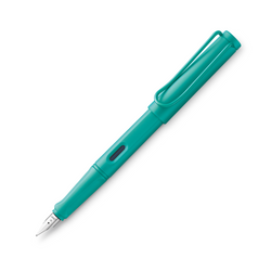 LAMY safari candy aquamarine fountain pen