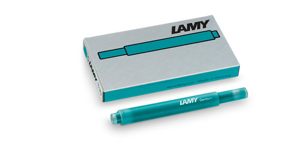 LAMY T10 ink cartridges - turmaline - Special Edition 2020