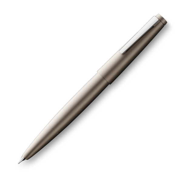 LAMY 2000 Black Amber Fountain Pen (Anniversary Edition)