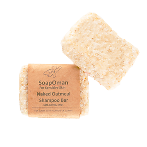 Naked Oatmeal Shampoo Bar