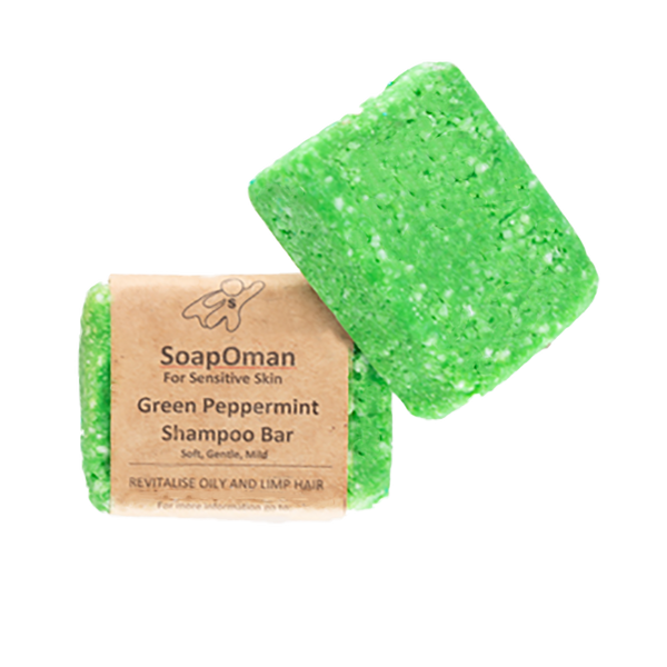 Green Peppermint Shampoo