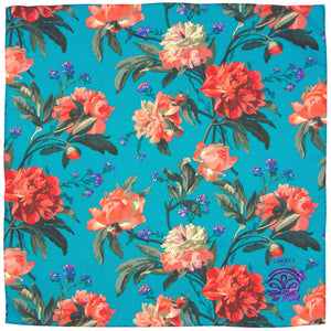 Liberty London - Decadent Blooms B