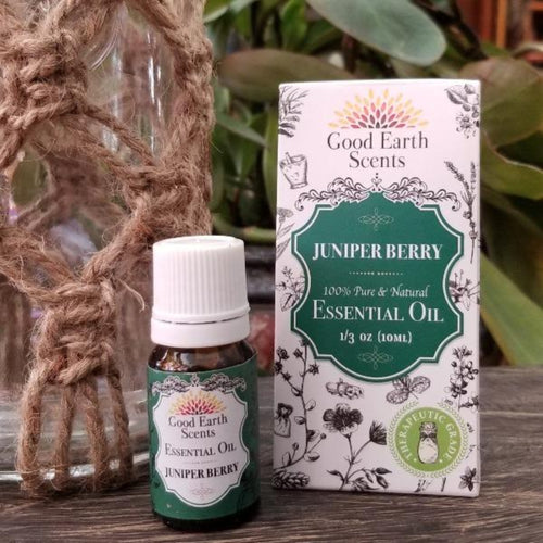 Good Earth Scents - Juniper Berry Essential Oil