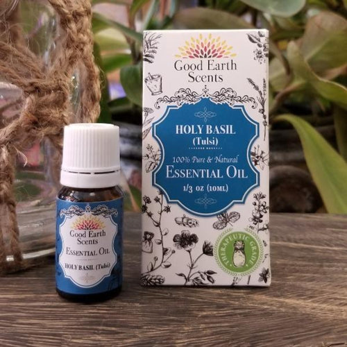 Good Earth Scents - Holy Basil Essential Oil