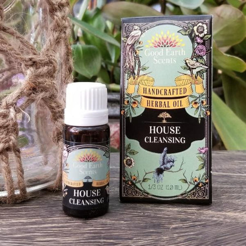 Good Earth Scents - House Cleansing Essential Oil Blend
