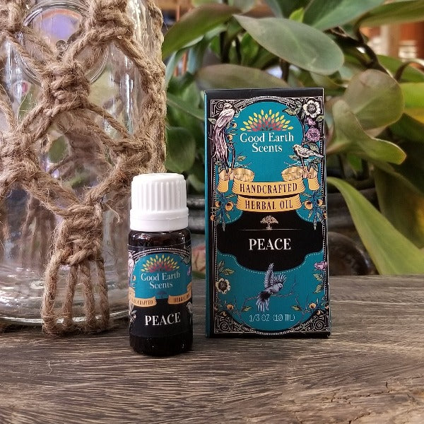 Good Earth Scents - Peace Essential Oil Blend