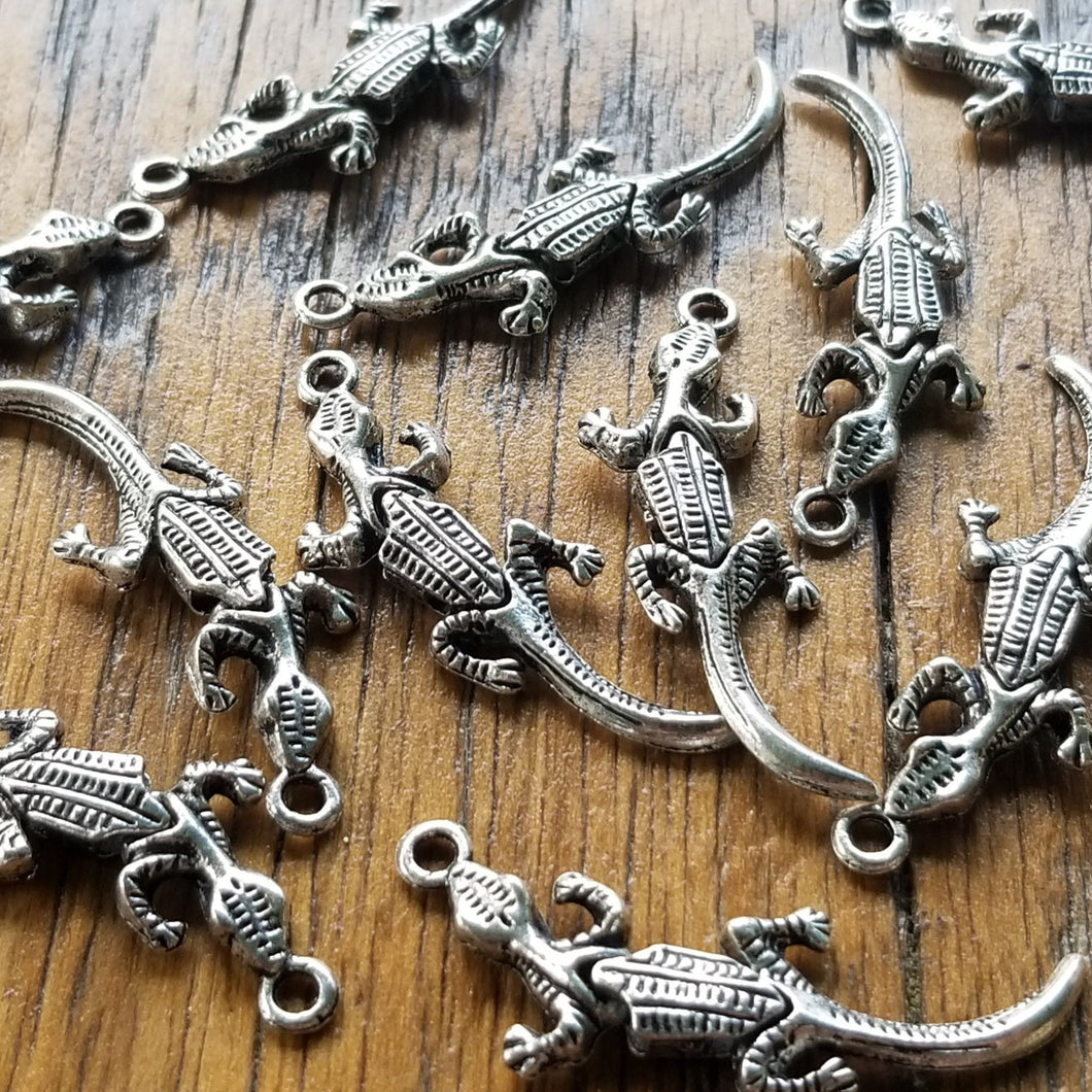Alligator Charms