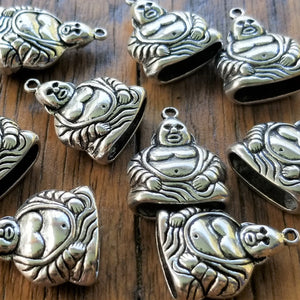 Happy Buddha Charms