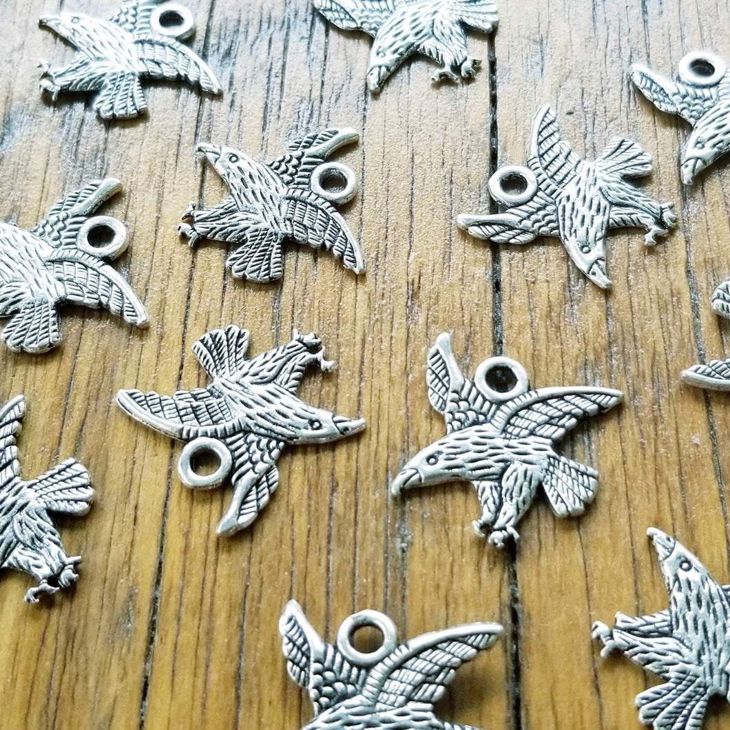 American Eagle Charms