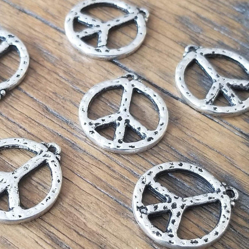 Peace Charms