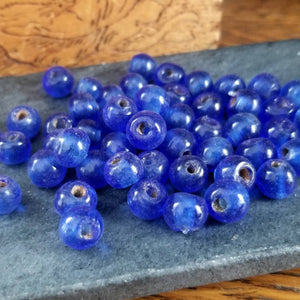 Antique Chinese Peking Glass Beads