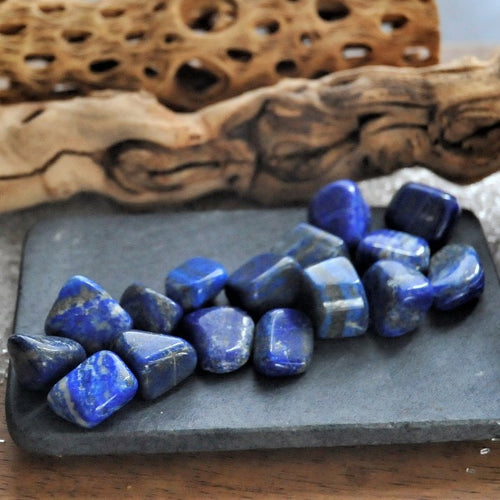 Lapis Lazuli - Promoting Mental Clarity