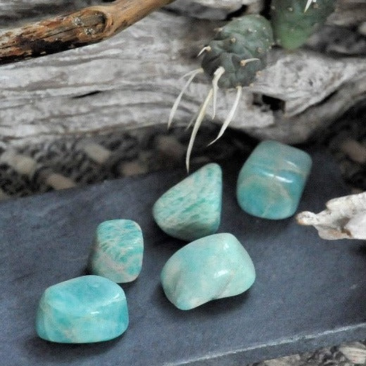 Amazonite - Promoting Truth, Integrity and Trust
