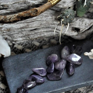 Amethyst - Spirituality and Contentment