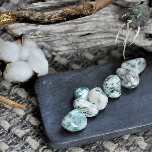 Tree Agate - Stone of Inner Peace
