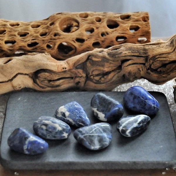 Sodalite - Self Esteem and Trust