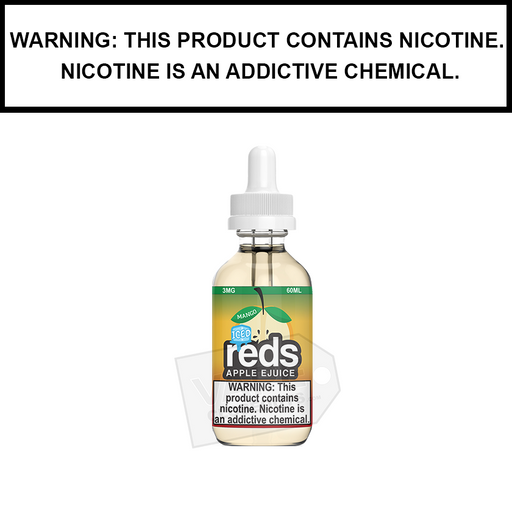 7 Daze Reds | Mango Iced - eJuice (60ml)