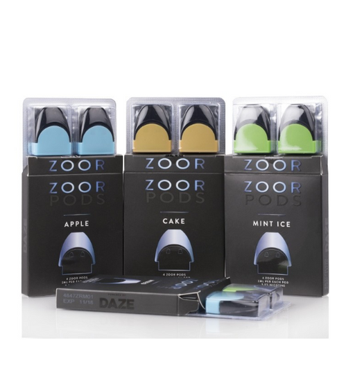 7 Daze Zoor Pods (4-Pack)