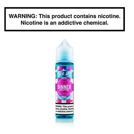 Dinner Lady | Bubble Trouble eJuice (60ml)
