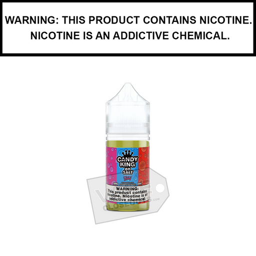 Drip More Candy King | Berry Dweebz - Nic Salt eJuice (30ml)