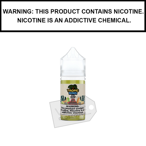 Drip More Tropic King | Mad Melon - Nic Salt eJuice (30ml)