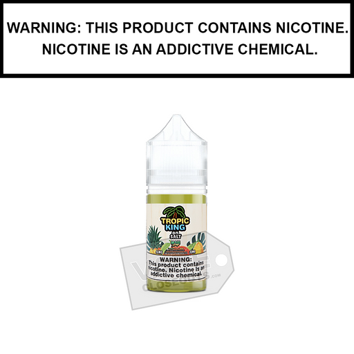 Drip More Tropic King | Maui Mango - Nic Salt eJuice (30ml)