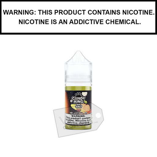 Drip More Candy King | Peachy Rings - Nic Salt eJuice (30ml)